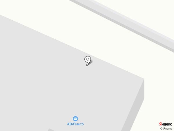 Авторынок на Профсоюзной на карте Стерлитамака