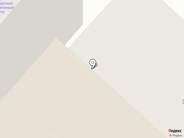 Акцент на карте Уфы