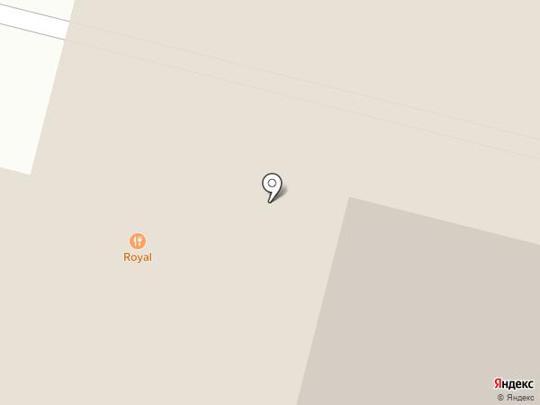 Уфанет на карте Уфы