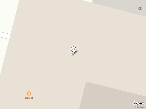 К-Мастер на карте Уфы