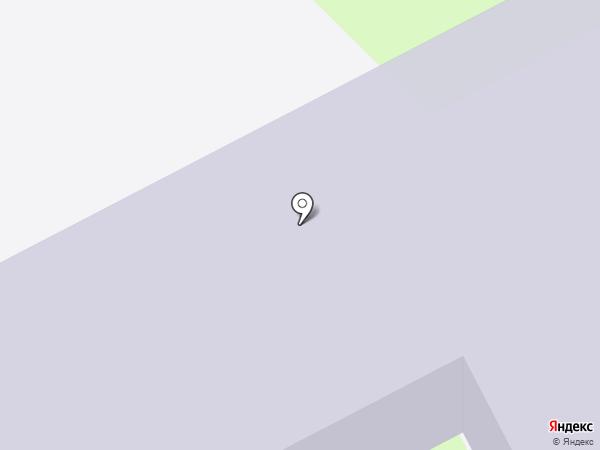 Гимназия №8 на карте Перми