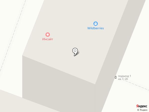 ЗдравСити на карте Уфы