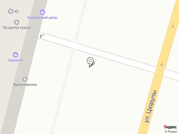 МИКРОЧИП на карте Уфы