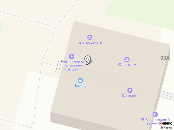 Farfor Street на карте Уфы