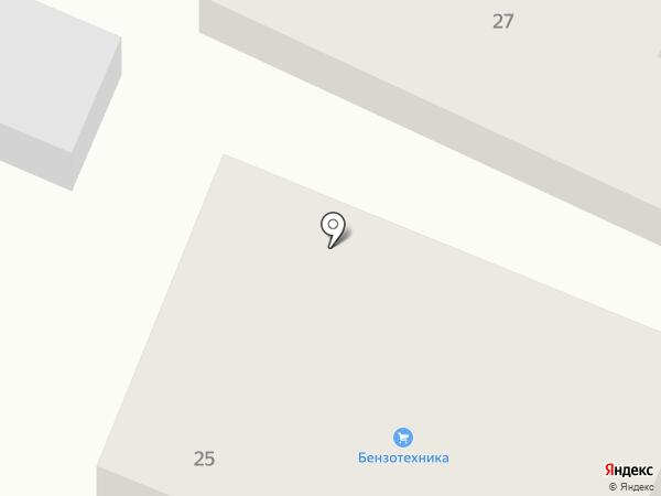 Магазин бензотехники на карте Стерлитамака