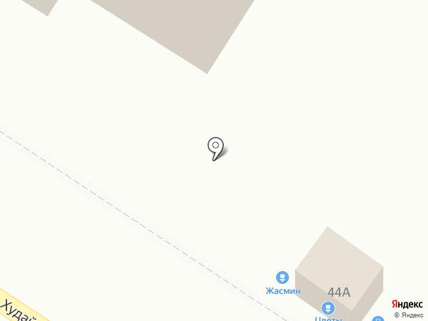 Жасмин на карте Стерлитамака