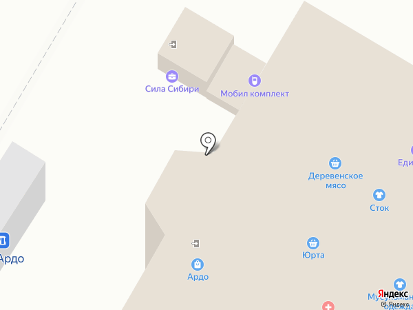 Всё по 29 на карте Стерлитамака