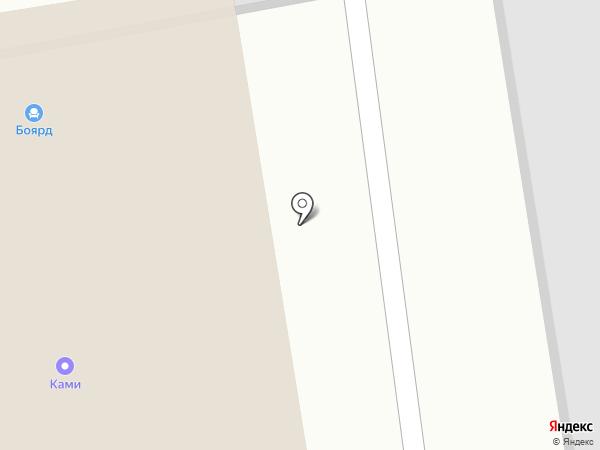 ОСОТО на карте Уфы