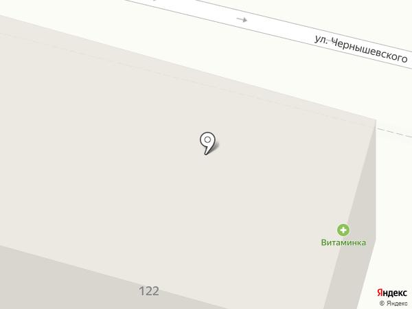 Мотор-Лайн.рф на карте Уфы