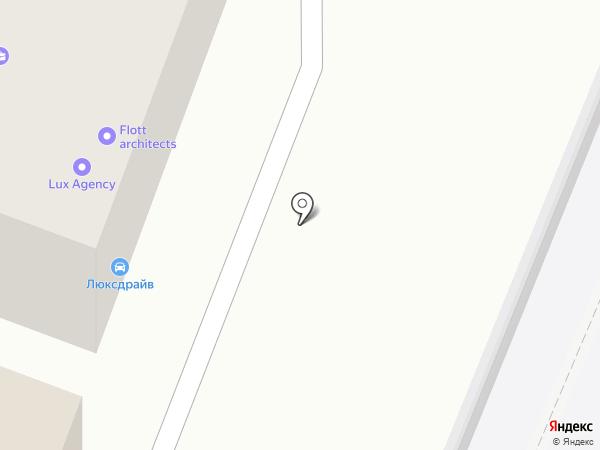 WorldWood на карте Уфы