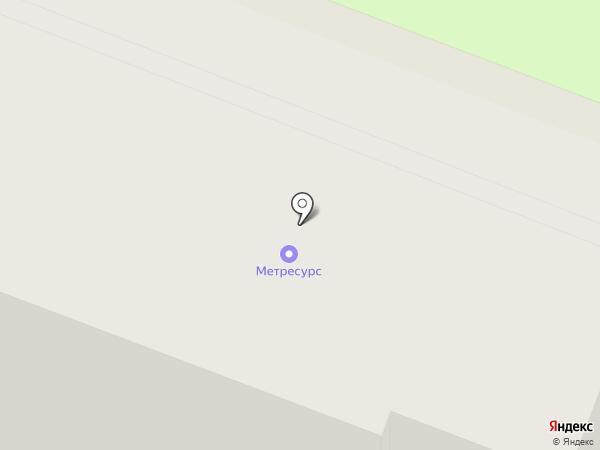 КИТ-Сервис на карте Уфы