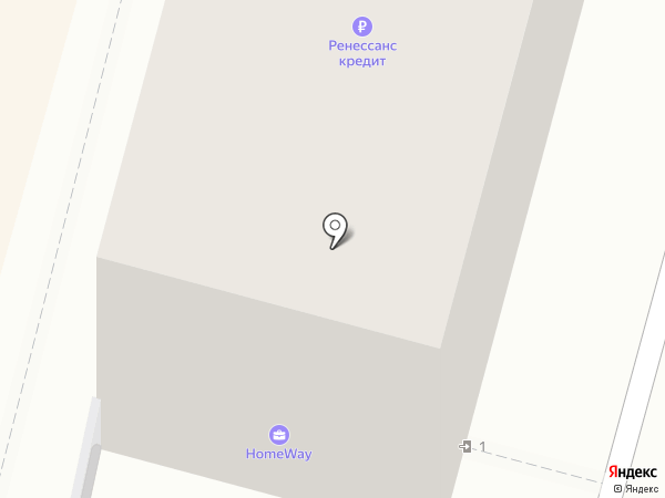 Beauty Market на карте Уфы