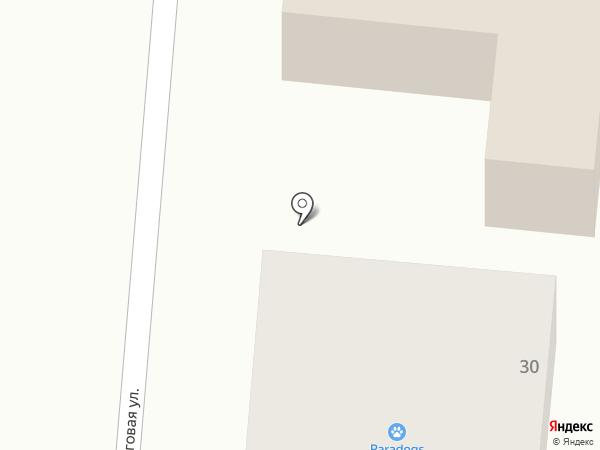 КУЗОВ-MASTER на карте Стерлитамака