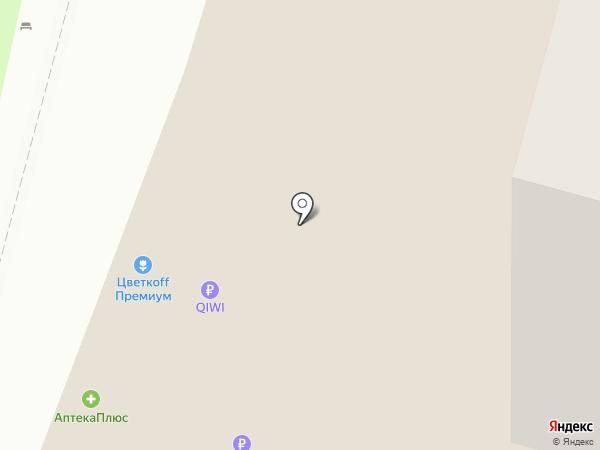 ПельМания на карте Уфы