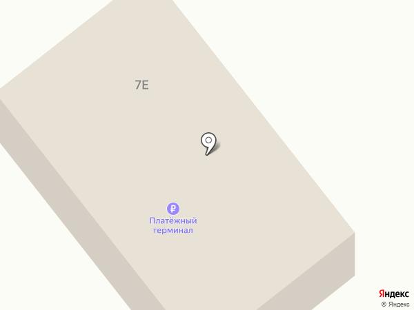 Продуктовый магазин на карте Култаево