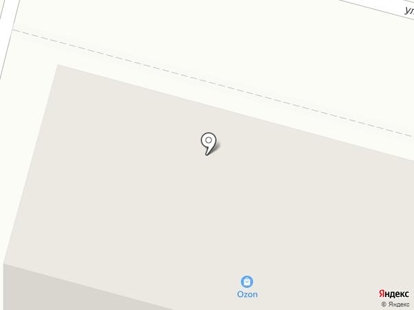 Республиканский наркологический диспансер №1 на карте Уфы