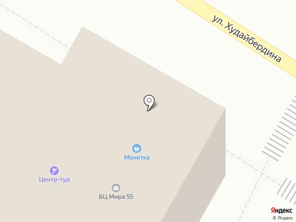 Gett Taxi на карте Стерлитамака