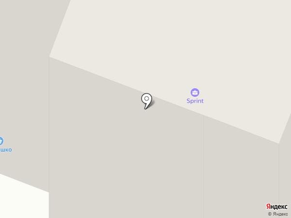 Онлайн-Сервис на карте Уфы