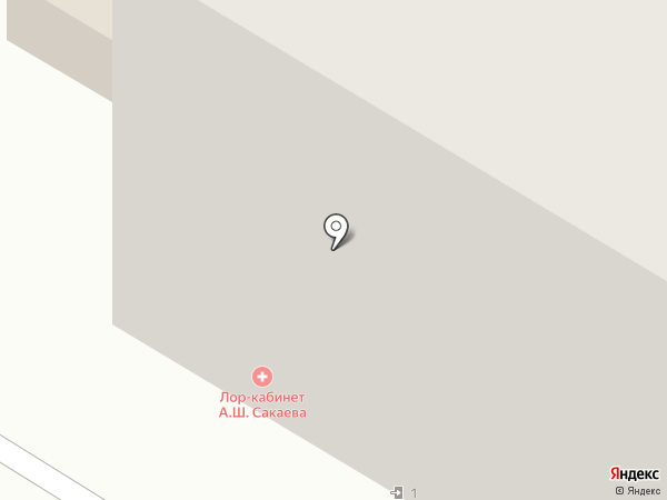 Лор-кабинет на карте Стерлитамака