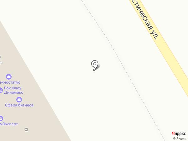 Elite House на карте Уфы
