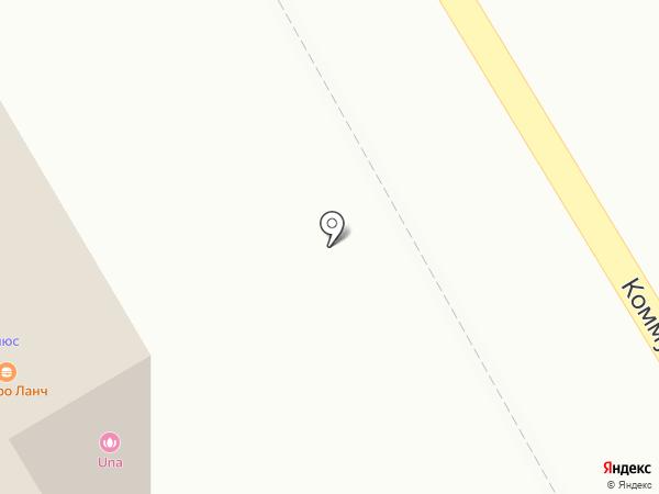 ИНСТИТУТО ДИ МОДА БУРГО на карте Уфы