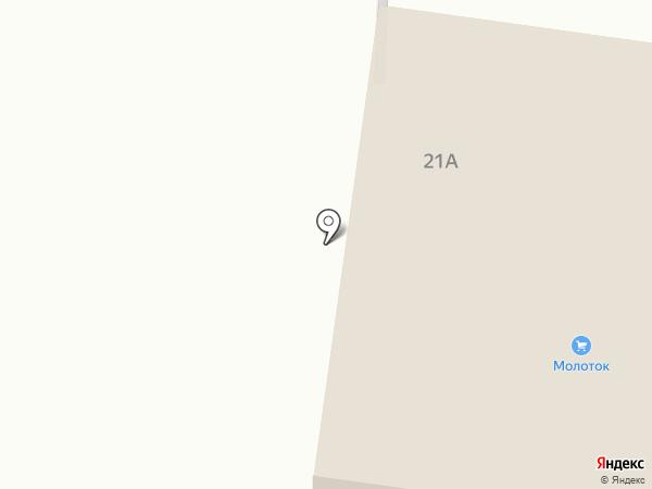 Новосел на карте Стерлитамака