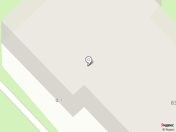 Живое поле на карте Перми