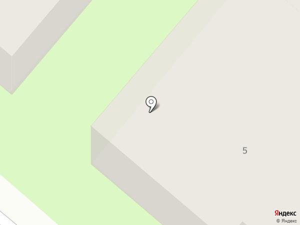 Эникс на карте Перми