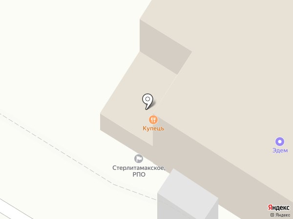 Золотая осень на карте Стерлитамака