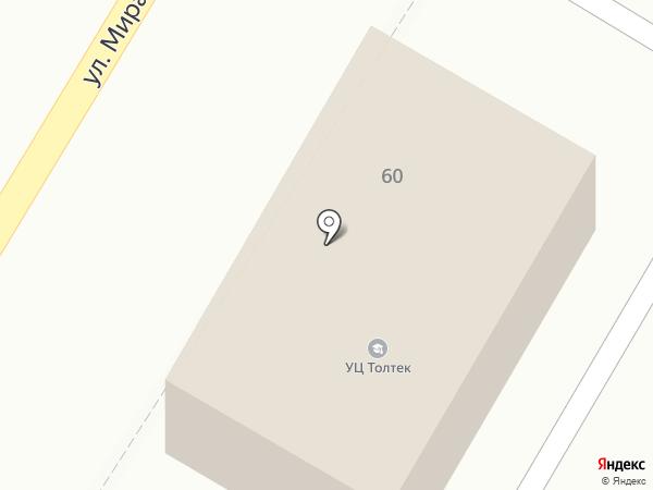 Фасон на карте Стерлитамака