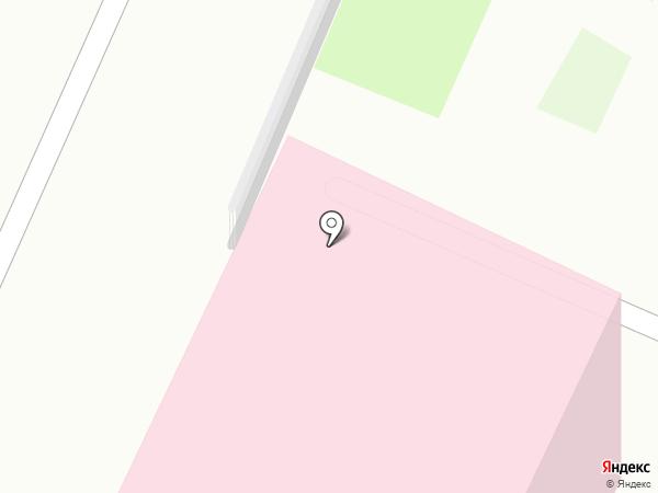 Городская больница №4 на карте Стерлитамака