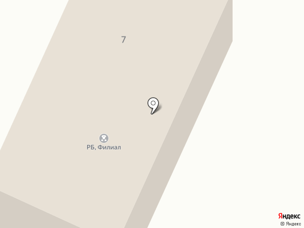 Уголовно-исполнительная инспекция управления ФСИН по Республике Башкортостан на карте Стерлитамака