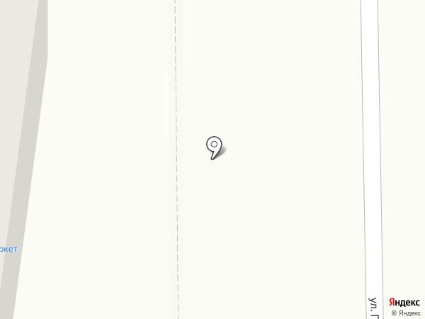Красавица №1 на карте Уфы