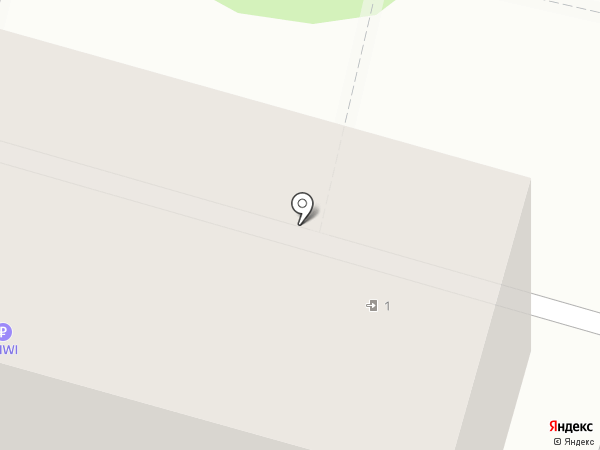 Акварио на карте Уфы