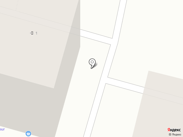 Малинка на карте Уфы
