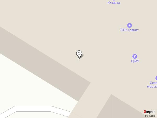 Izumka на карте Стерлитамака