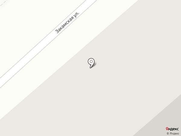 МДН-Недвижимость на карте Перми