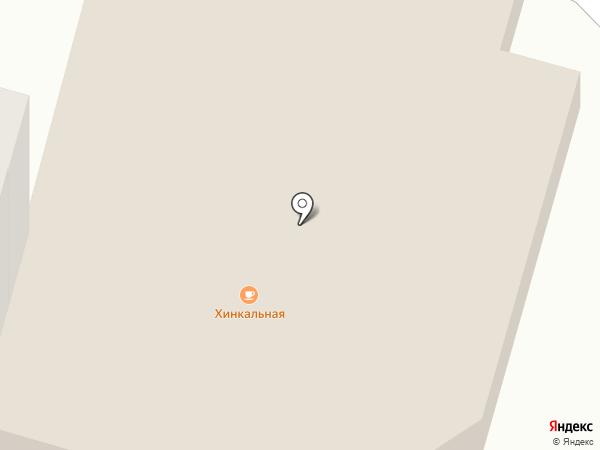 Хинкальная на карте Уфы