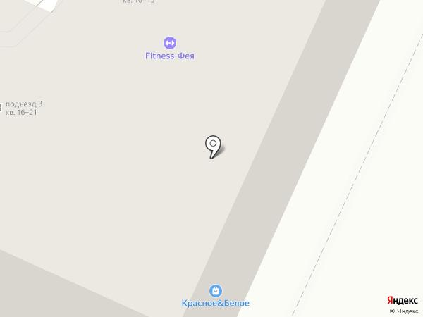 Fitness-Фея на карте Стерлитамака