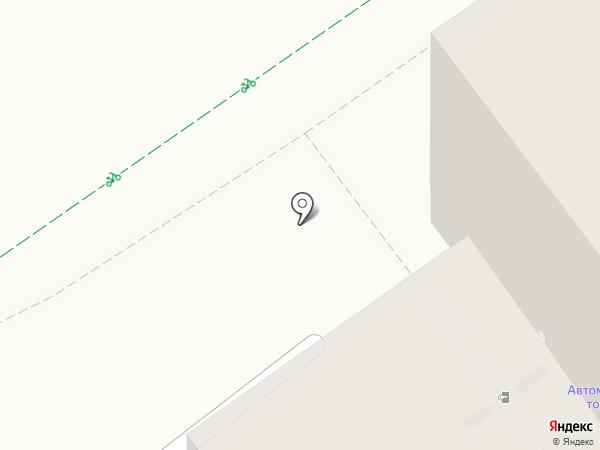 АвтоХим+ на карте Перми