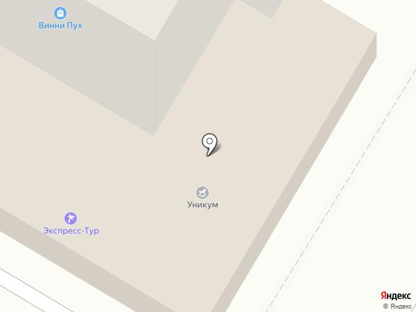 Эко-Стр на карте Стерлитамака