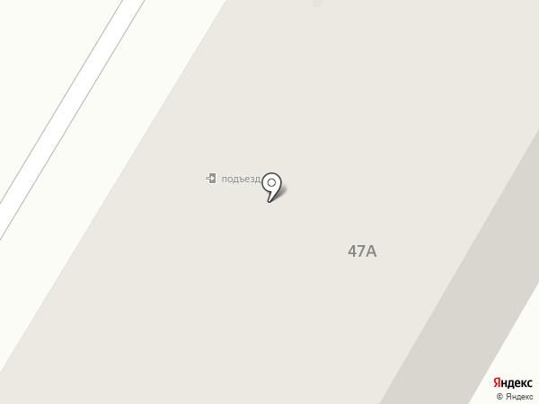 Матраскин на карте Стерлитамака