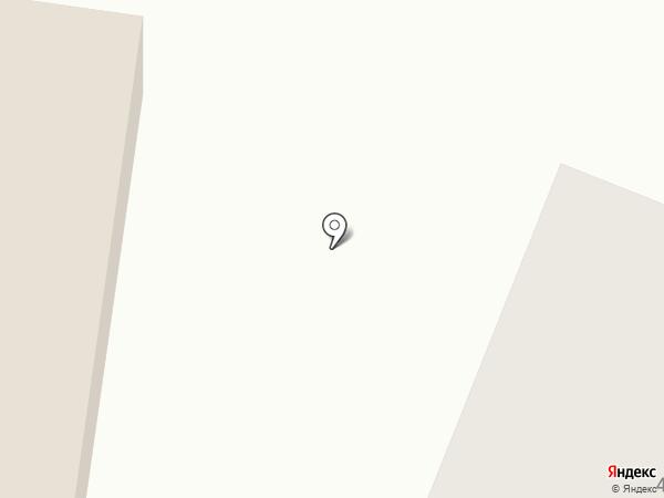 Ель на карте Чесноковки