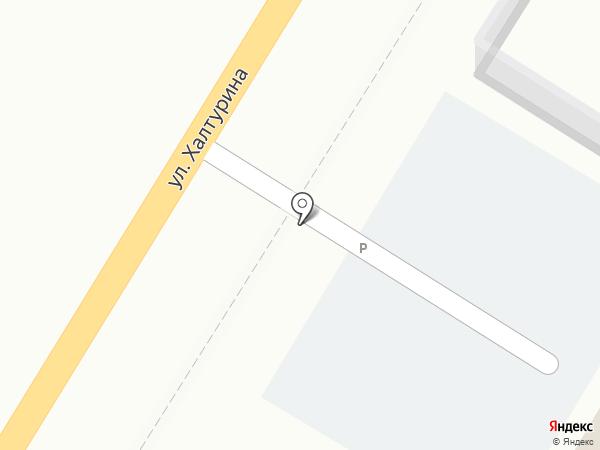Бухарест на карте Стерлитамака