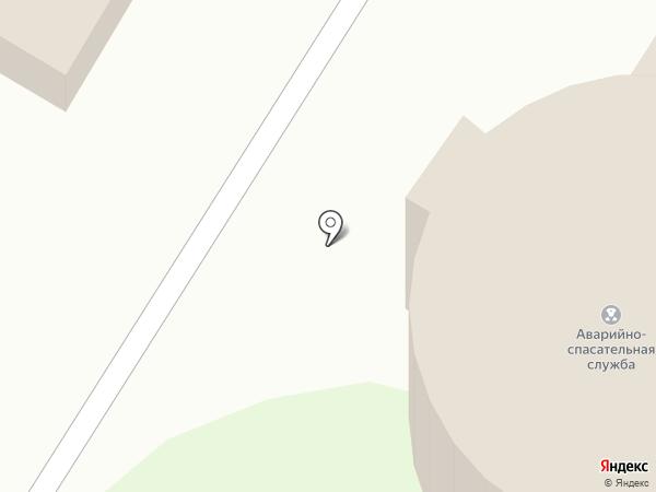 Аварийно-спасательная служба на карте Стерлитамака