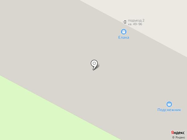 Ямпольский на карте Перми