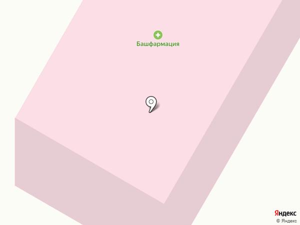 Городской комитет профсоюза работников здравоохранения на карте Стерлитамака