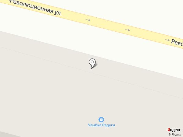 А Мир на карте Уфы