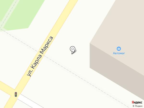 Автомагазин на карте Стерлитамака