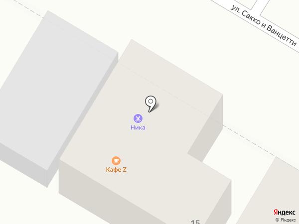 Чистюля на карте Стерлитамака